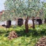 A Székely farmyard - Inlāceni