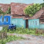 Crumbling village - Selistat